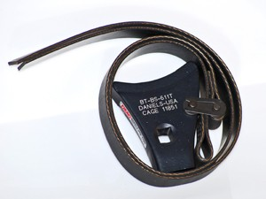 STRAP WRENCH - .625 WIDE HANDLE-LESS