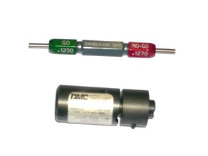 M81306/2-01E Verification Set which includes DBS-CG2 and G691 Gage
